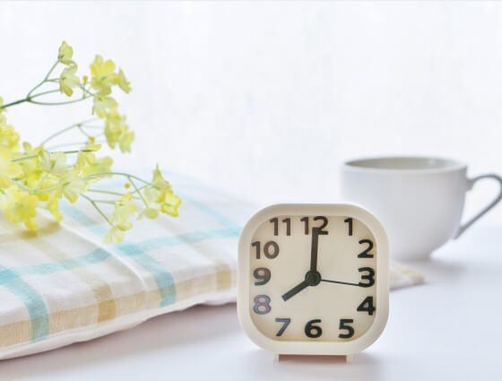 朝8時から夜8時まで診療可能